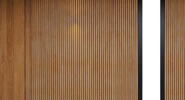Wooden wall background photo