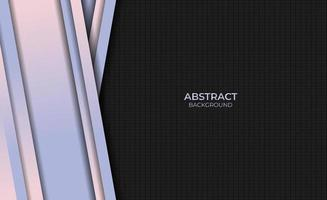 Abstract Background Design Modern Gradient Color Style vector