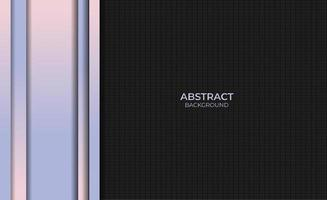 Abstract Modeen Gradient Color Background Design Style vector