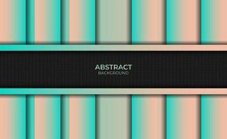 Abstract Gradient Magenta Orange Design Background Style vector