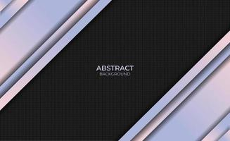 Design Modern Gradient Color Abstract Style Background vector