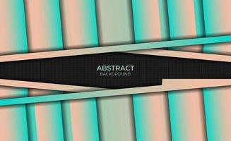Background Gradient Magenta Orange Design Abstract Style vector