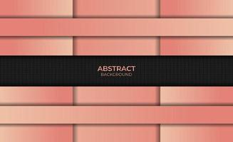 Abstract Design Gradient Orange Color Style Background vector