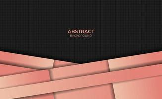 Background Gradient Orange Color Abstract Style Design vector