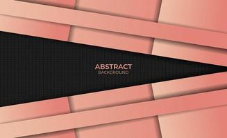 Background Abstract Gradient Orange Color Design Style vector
