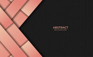 Design Background Gradient Orange Color Abstract Style vector