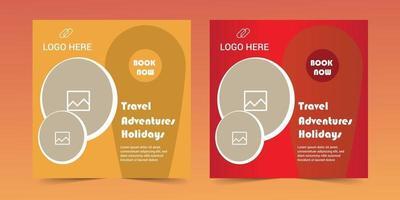 Food menu banner template, Social media food template, food banner, Instagram Post , Food template with orange, advertainment, Ad banner, menu design, Web banner, Travel banner. vector