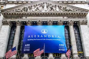 New York Stock Exchange in 2017 photo