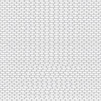 Seamless white brick wall pattern for background. Interior white grunge brick wall background. Grunge brick wall vector illustration flat style design.
