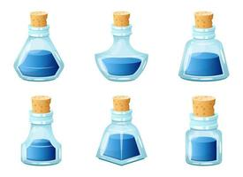 Ink bottle vector design illustration isolated on white background