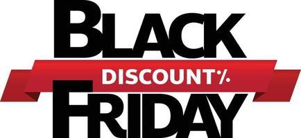 blackfriday sale shop promotion tag design for marketing vector