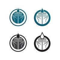 icono de botella de desinfectante de manos salud limpia aislada sobre fondo blanco concepto de desinfección botella de alcohol de gel de lavado para la ilustración de vector de higiene