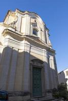 ex iglesia de santa caterina en el centro de amelia foto