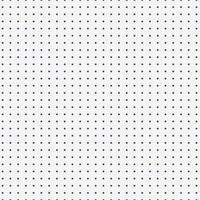 Bullet journal textura de patrones sin fisuras. Plantilla de papel cuadriculado de cuadrícula de puntos para cuadernos. fondo punteado. diseño vectorial imprimible. vector