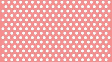 polka dots art abstract pink landscape wide background white shapes symbol seamless pattern for textile printing book covers etc vector
