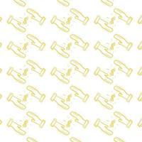 Cash in Gold Rich hype beast patterns vector
