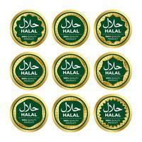 Halal Certified Vector