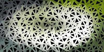 diseño poligonal geométrico vector gris claro.