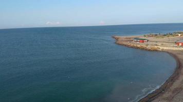 praia acampar à beira-mar video