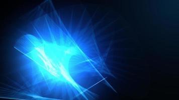 Futuristic Mesh Motion Lines video