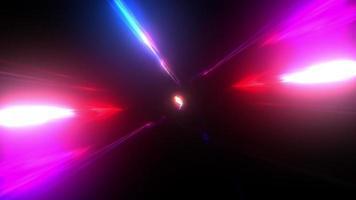 tunnel de plasma géométrique video