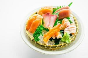 Mixed sashimi set photo