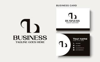 Creative Professional Trendy Monogram L Logo Design in Black and White Color, Initial Based Alphabet Icon Logo vector