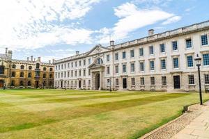 Capilla de Kings College en Cambridge, Reino Unido foto
