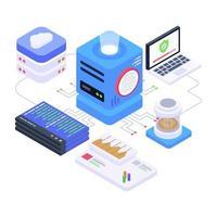 servidor de almacenamiento bitcoin vector