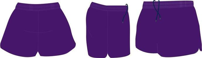 Football Breathe Easy Poly Mesh Shorts vector