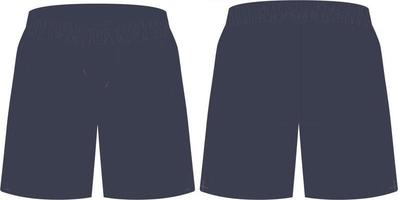 Sports Pocket Shorts vector