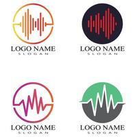 Music note Icon Vector illustration design