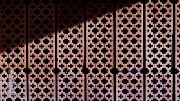 material de fondo de textura de pared de ladrillo foto