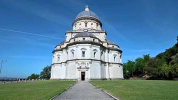 todi church of santa maria della consolazione video