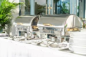 catering restaurante buffet foto