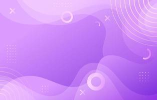 Abstrac Geometrical Soft Purple vector