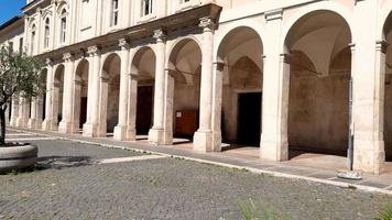 church of the cathedral of terni in piazza duomo video