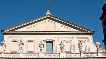 iglesia de la catedral de terni en piazza duomo video