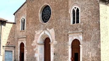 church san francesco terni square of san francesco video