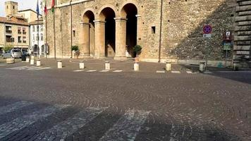 palazzo spada comune of terni in the city center video