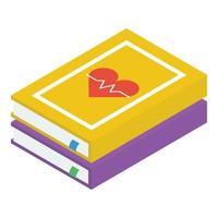 Medical Book Concepts vector
