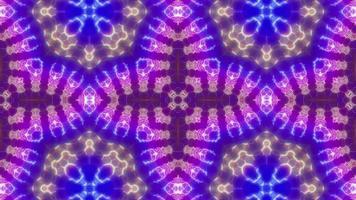 Fast Blink Lamp Kaleidoscope video