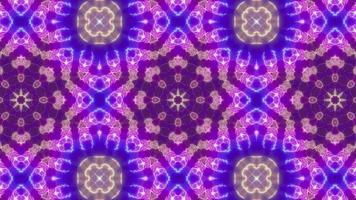 Fast Blinking Color Kaleidoscope video