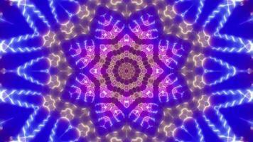 Fast Blink Multi Color Lamp Kaleidoscope video