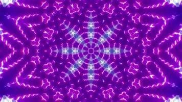 Fast Flower Shape Kaleidoscope video