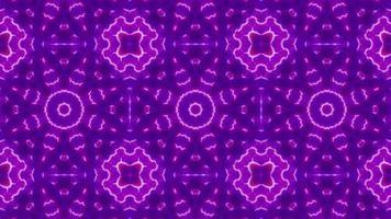 Three Fast Blinking Kaleidoscope video