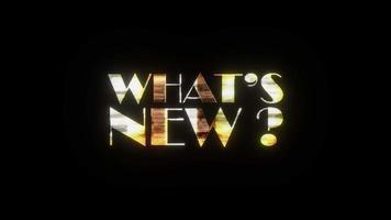 brilho dourado falha de iluminação palavra qual é o novo ciclo video