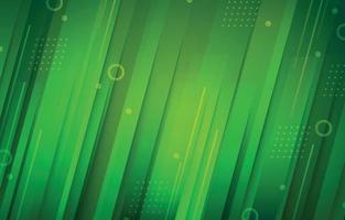 Gradient Green Background vector