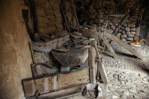 herramientas de carpintería antiguas foto
