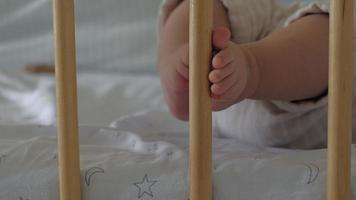 Children Feet and Toes video